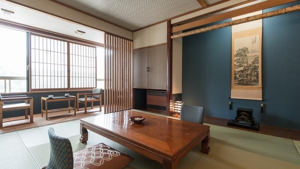 【5階・湯めぐり倶楽部】和室10畳 38平米【禁煙】