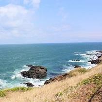 【日本海沿いを爽快ドライブ】日本海に程近いあつみ温泉を拠点に周遊観光をお愉しみ下さい