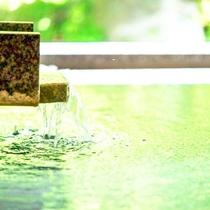源泉掛け流し貸切風呂~洗心の湯・雛の湯~