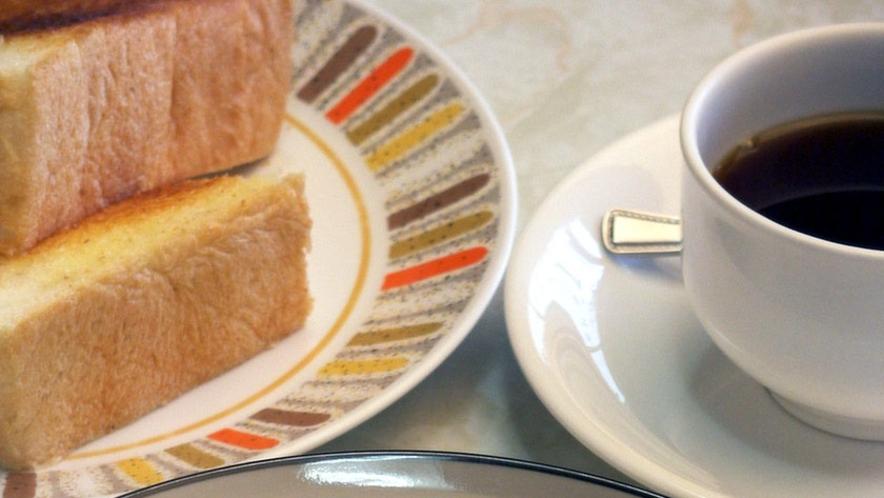 *朝食一例