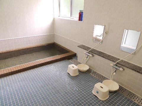 浴室 十和田湖畔温泉です