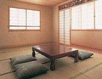 客室の一例。