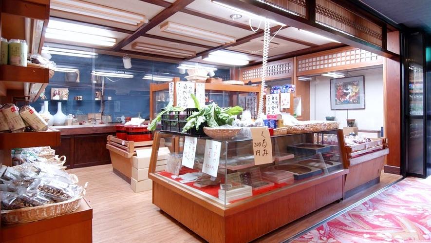 *■売店■当館オリジナル商品から富山ならではのものまで色々取り揃えております♪お土産にもぜひ★