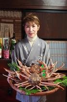 ブランド蟹「間人ガニ」