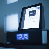 ipad2:音楽やアプリをご自由にご利用ください(全室)