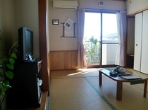 客室(京間6畳)