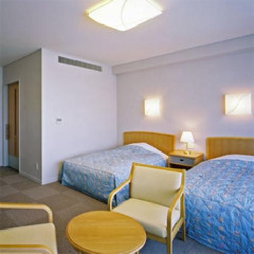 *ツイン町側のお部屋一例
