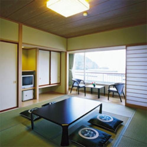 *海側和室一例