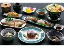 2019年基本コース料理(春~初夏)イメージ