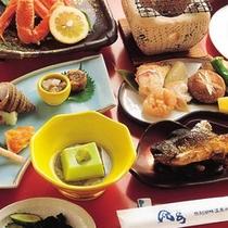 *お料理一例(部屋食特選)