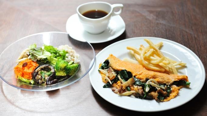 【朝食付】選べる手作りイタリア料理!【アパは映画もアニメも見放題】