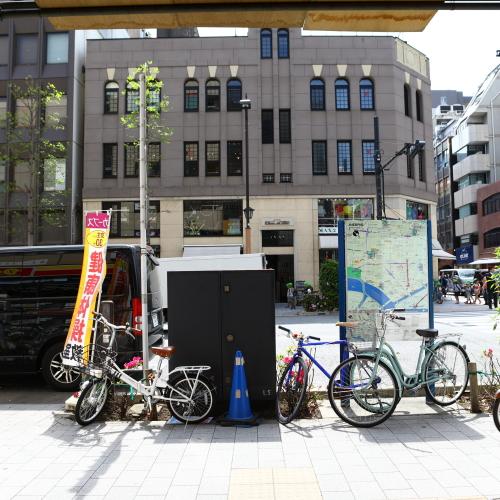 都営新宿線「馬喰横山」からのアクセス(1)