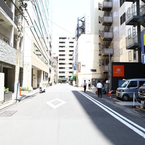 東京メトロ日比谷線「小伝馬町」からのアクセス(6)