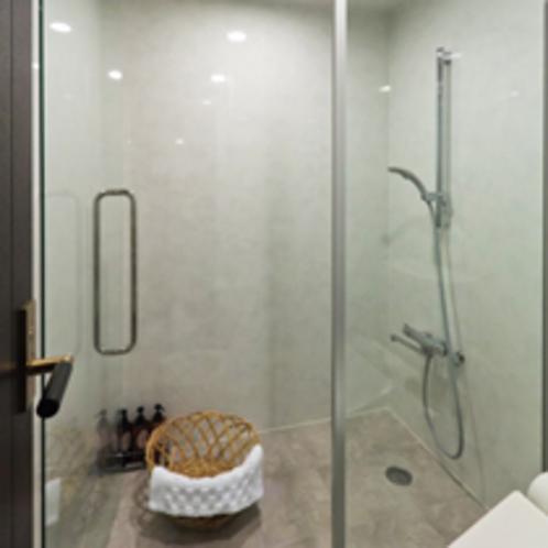 特別室シャワーブース