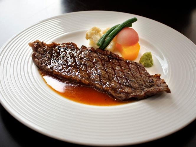 謝恩プラン肉料理一例