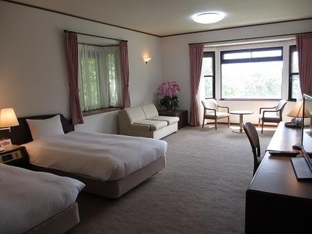 ホテル洋室【デラックス】