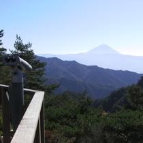 【富士山も望める】昇仙峡