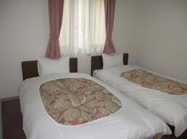 601号室ベッドルーム