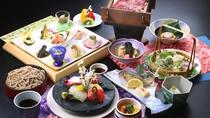■山菜会席/里山の春が満載♪