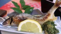 ■里-sato-/川魚の焼き物。