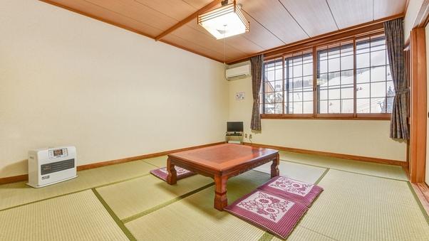 ■和室10畳【洋式トイレ・洗面付】