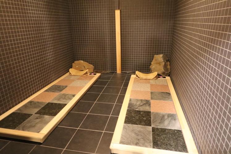 岩盤浴 女性限定(15:00~21:00)