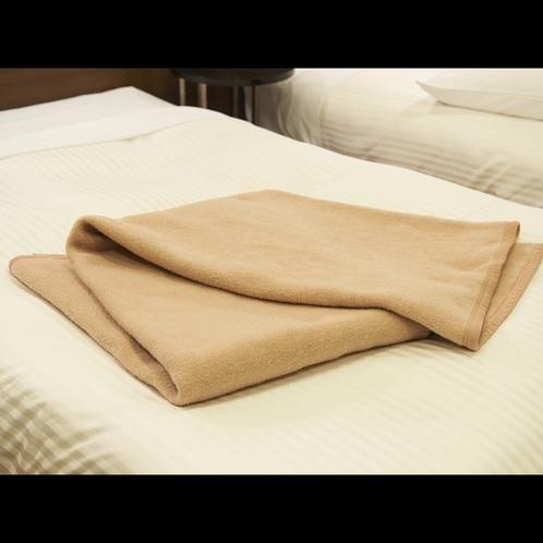 毛布(貸出)