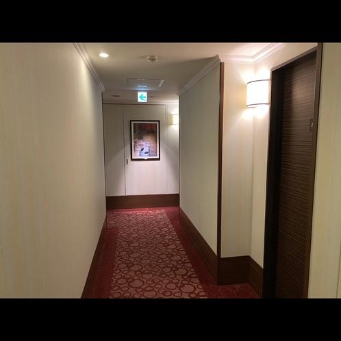 《別館》廊下