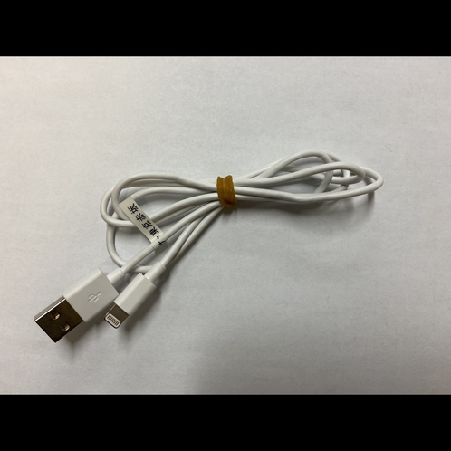 iPhone用充電器(貸出)