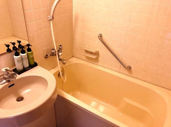 【ダブル・和室 / 浴室】(一例)