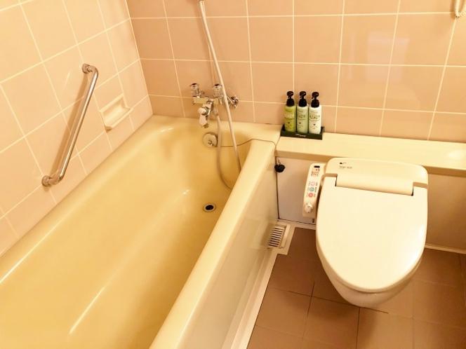 【スタンダードツイン / 浴室】(一例)