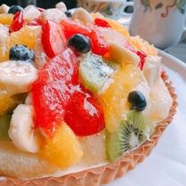 【カフェ】ケーキイメージ