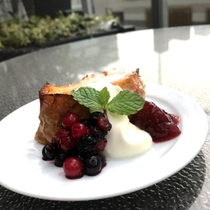 【朝食ブッフェイメージ】フレンチトースト