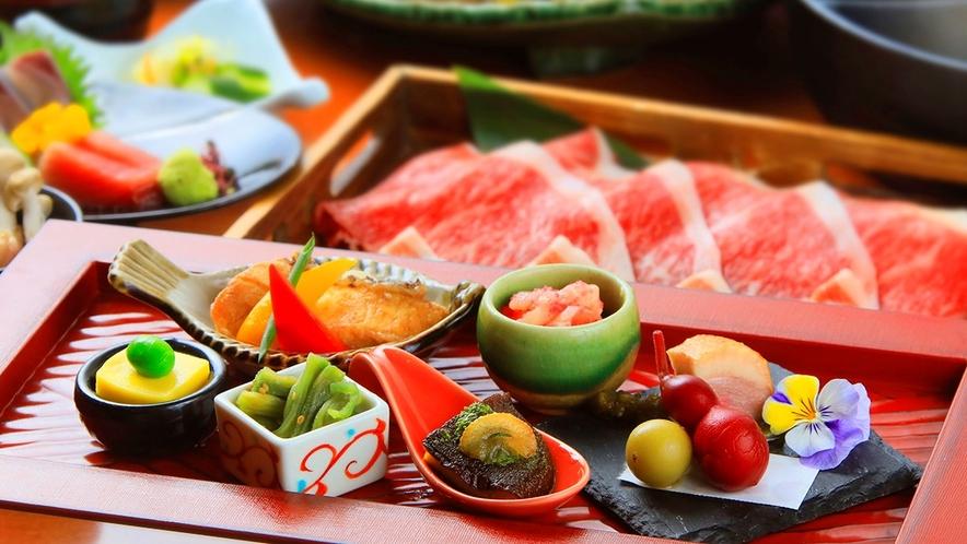 ■2020年夏 雅コース(料理一例)