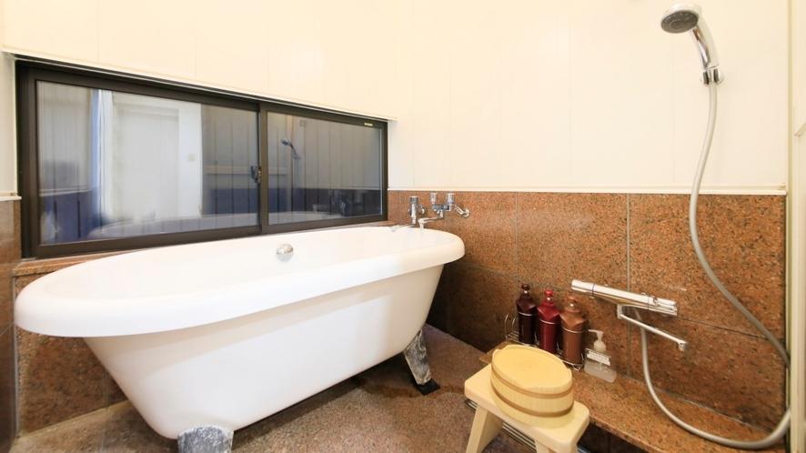 ■内風呂でも温泉を愉しんでいただけます