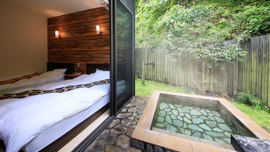 ■お部屋Bタイプ露天風呂