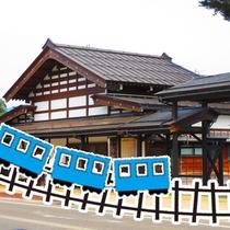 *【牧之通り】JR上越線塩沢駅から徒歩約5分