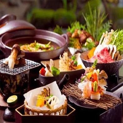 【秋冬旅セール】かんな和別邸スタンダード【匠の膳】TAKUMI お部屋食と貸切風呂