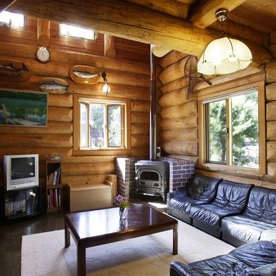 【SUP割引体験プラン】自然豊かな木崎湖を満喫して、ログハウスのコテージに泊まろう♪
