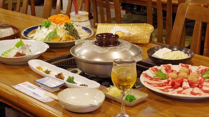 【すき焼きorはちぶせ鍋】お好みチョイスであったか鍋プラン♪