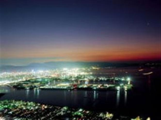 高松の夜景