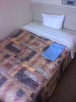 ベッド全景