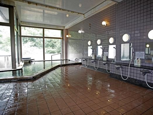 【旅して応援!あきた県民割キャンペーン=夕・朝食付プラン】浴場設備充実の秋田の秘湯!森吉山荘へ