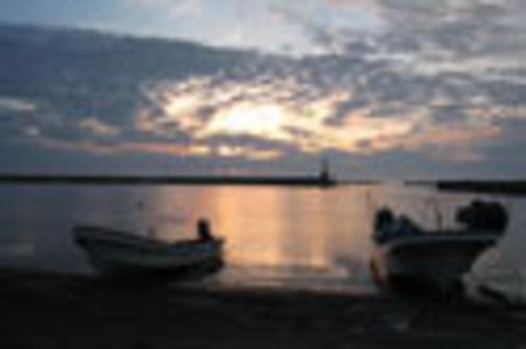 出雲崎漁港