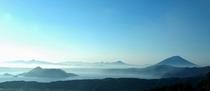 洞爺湖&有珠山、羊蹄山