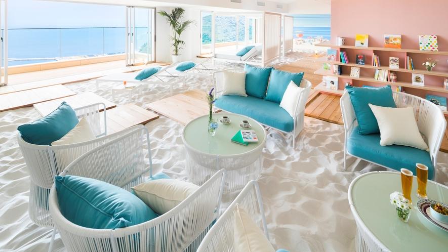 ソラノビーチ ブックス&カフェ