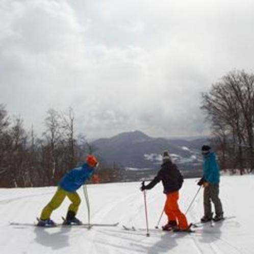 (冬)えぼしスキー場