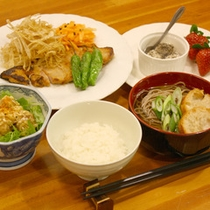 ある日のディナー(和食)