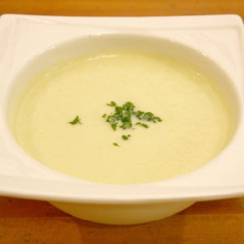 ある日のディナー(スープ)