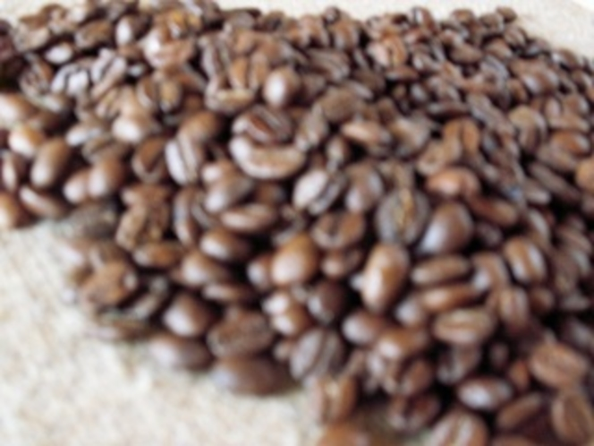 コーヒー豆も自家焙煎